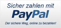 paypal footer payment
